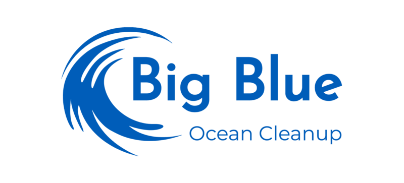 Big Blue Ocean Cleanup Logo